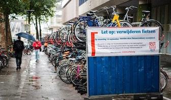 Fietsdepot gemeente Utrecht verhuist deze zomer naar Overvecht