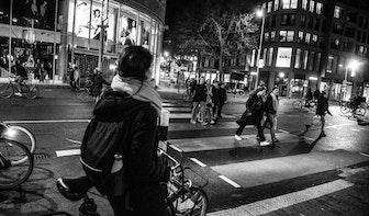 Fotoserie: vijftien minuten tot de avondklok