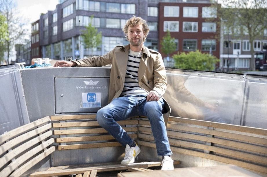 Utrechter Peter Tusveld krijgt coronasteun via TONK: 'Regeling heeft echt geholpen'