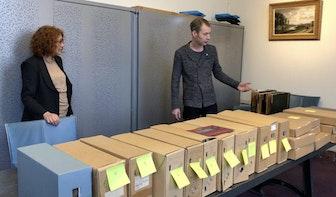NS-archief uit de Tweede Wereldoorlog gaat naar Het Utrechts Archief