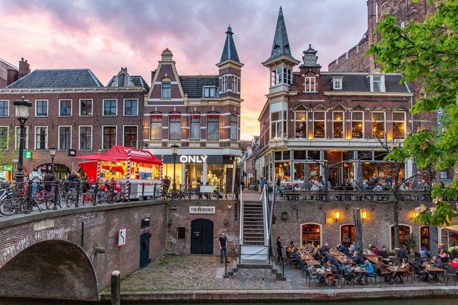 Warme dag voor de boeg in Utrecht; kwik stijgt naar 24 graden, maar ook perioden met regen