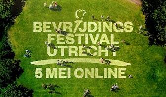 Bevrijdingsfestival in Utrecht gaat online: wat is er vandaag te doen?
