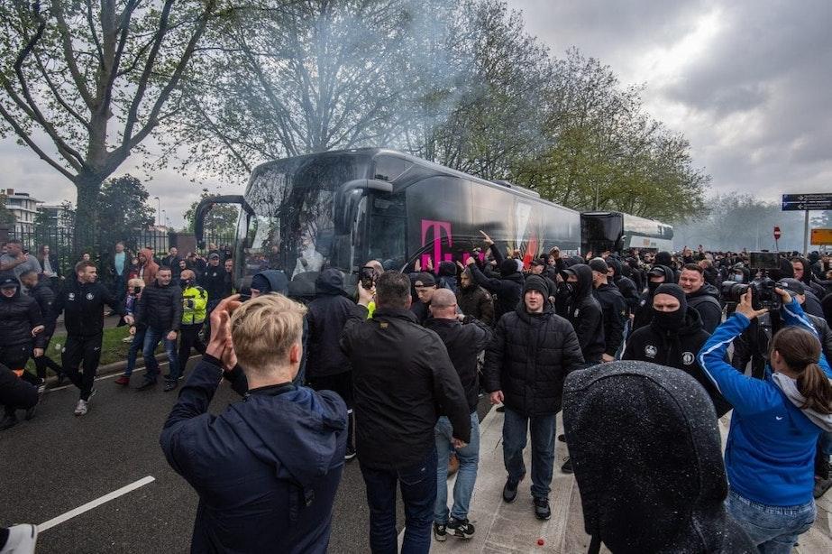 FC Utrecht verliest in Rotterdam en krijgt geen ticket voor Europees voetbal