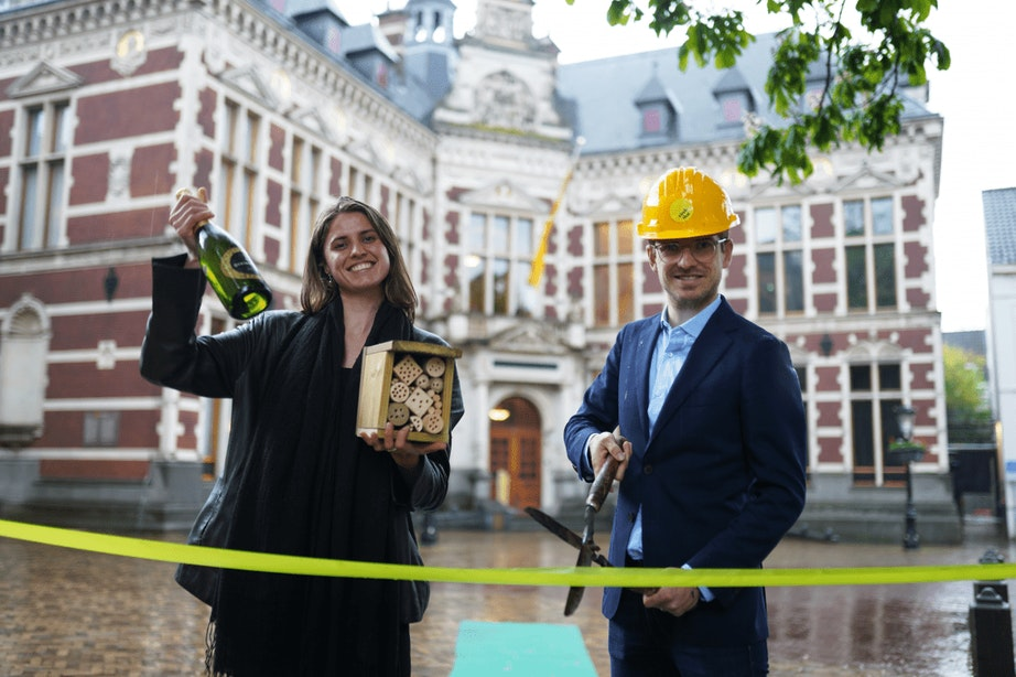 De groenste hotelketen van Nederland; eigenaren gezocht voor Utrechtse bijenhotels