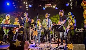 Nieuwe schoolprogramma's bij EKKO: van concert organiseren tot artiest in de klas