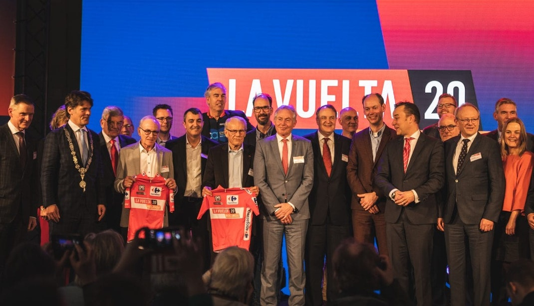 Het is definitief: Utrecht organiseert in 2022 de start van wielerronde La Vuelta