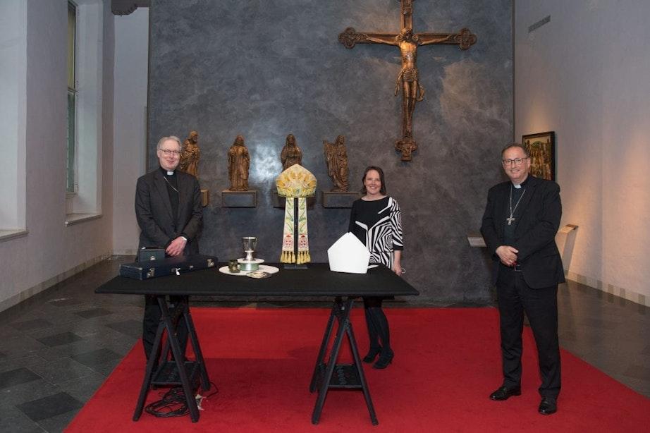 Parafernalia van overleden kardinaal Simonis naar Museum Catharijneconvent in Utrecht