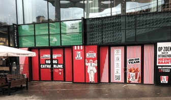 KFC opent nieuw restaurant aan Stationsplein in Utrecht