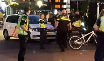 Vier vechtersbazen aangehouden in Utrechtse binnenstad