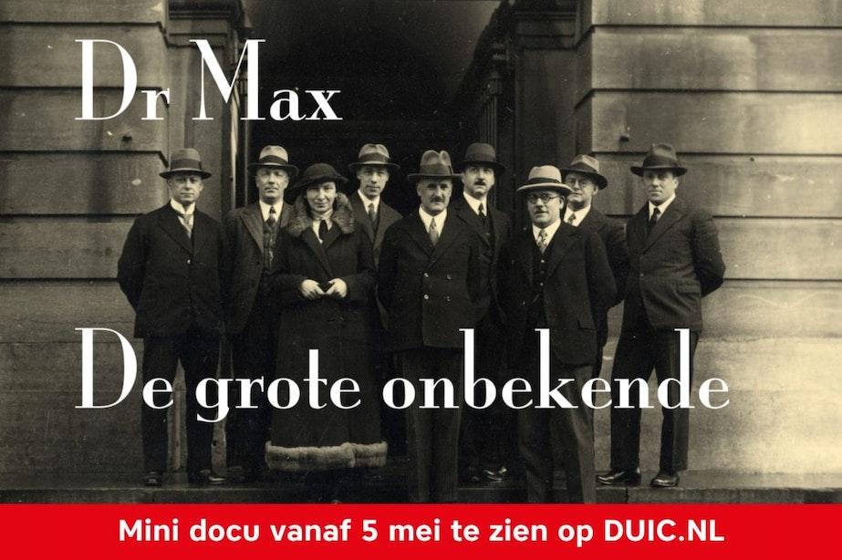 Minidocumentaire over Utrechtse verzetsheld Dr. Max te zien op DUIC