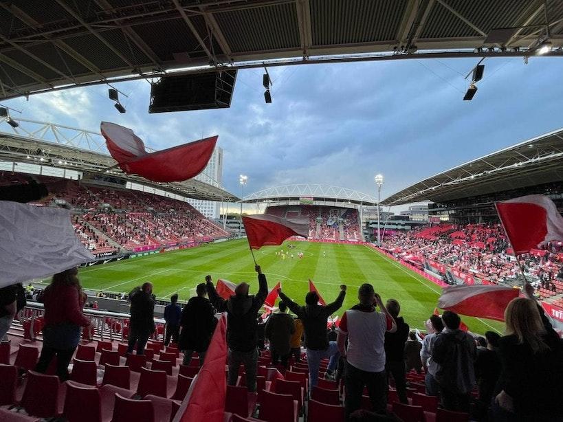 FC Utrecht stapt naar de rechter vanwege verplaatsen finale play-offs