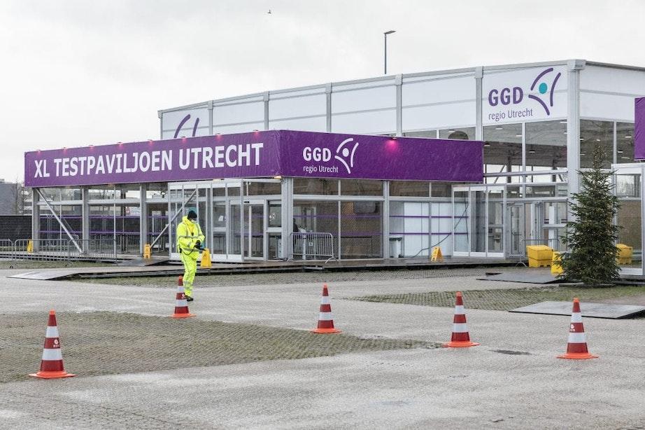 GGD Utrecht breidt testcapaciteit uit vanwege verwachte drukte voor reizigerstest