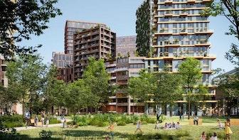Plan voor Beurskwartier met 3000 woningen in Utrecht stap verder