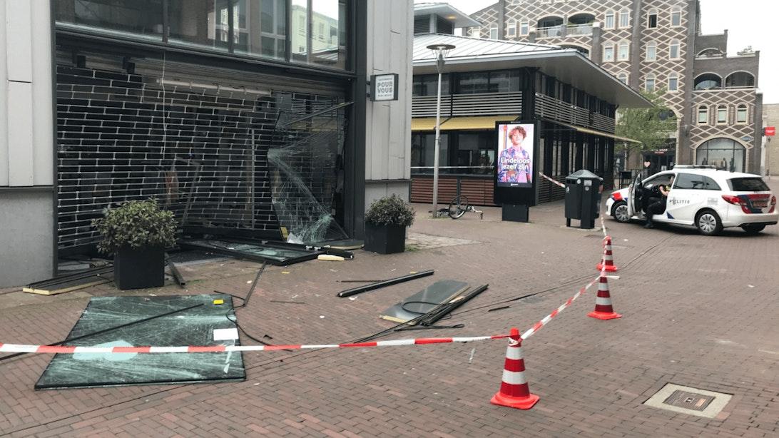 Politie roept hulp van Utrechters in bij oplossen ramkraak op parfumerie in Vleuten