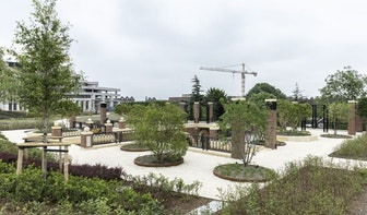 Utrecht is een stadstuin rijker; zo ziet het Plantsoen van Boedapest eruit