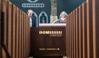 DOMunder weer open na coronajaar, maar ook een jaar met steun van gemeente en provincie