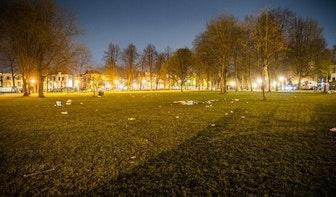 Overlast en drukte in parken houden aan; gemeente Utrecht gaat extra handhaven