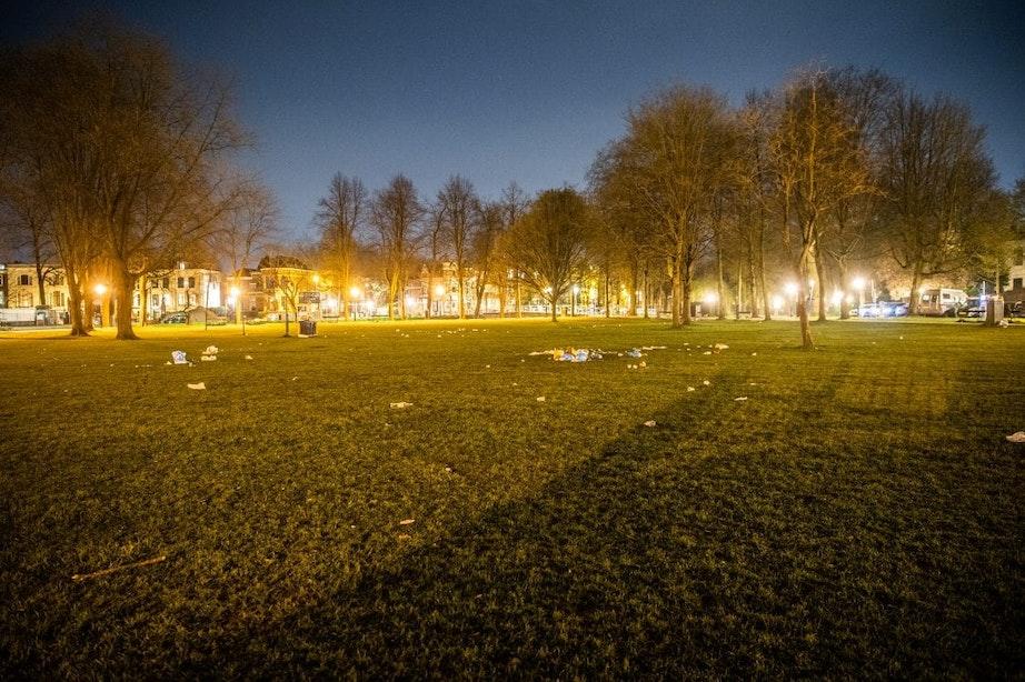 Burgemeester: 'Als de situatie in de parken niet snel verandert komen er ingrijpende maatregelen'