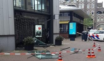 Meerdere daders plegen ramkraak bij Pour Vous Parfumerie in winkelcentrum Vleuterweide
