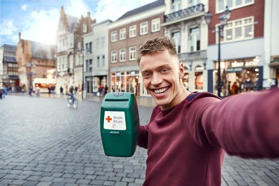 Steun jij het Rode Kruis?