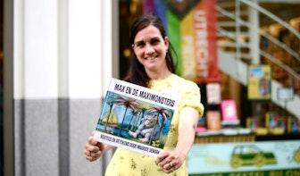 Utrecht heeft een eigen prentenboekenactie; Max en de Maximonsters om weg te geven