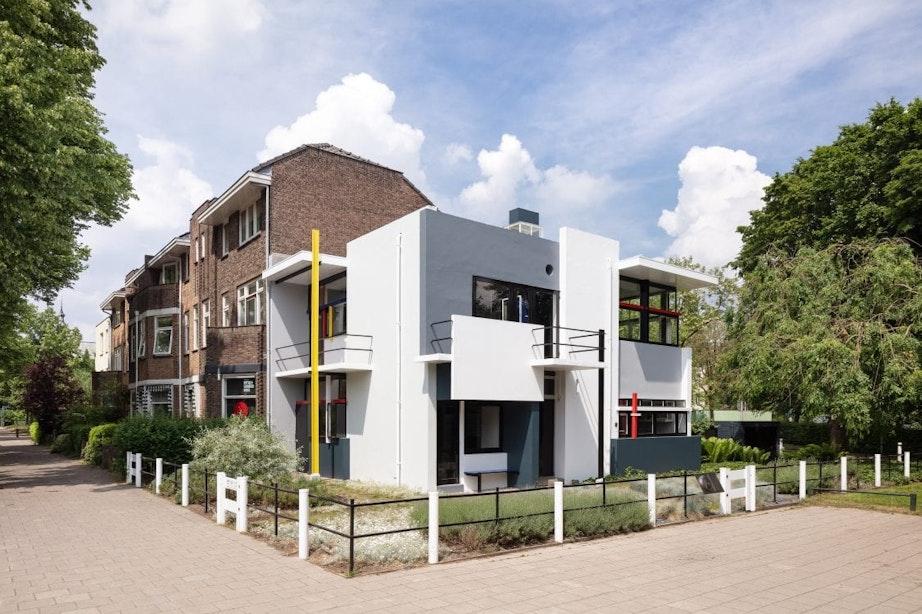 Centraal Museum stelt Rietveld Schröderhuis beschikbaar voor 'thuiswerkers'