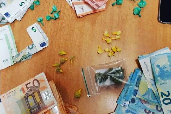 Wéér een mogelijke drugsdealer opgepakt in Utrechtse wijk Lombok