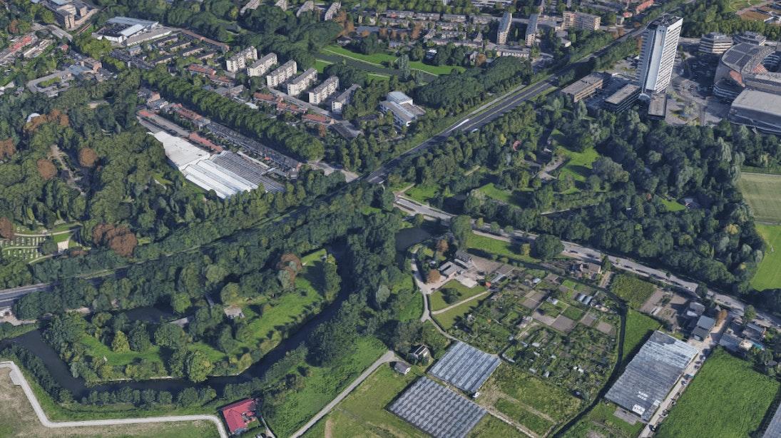 Gemeente onderzoekt of historische Damsluisbrug aan Koningsweg kan worden teruggeplaatst