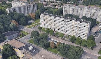 Groot onderhoud van 432 huurwoningen in Overvecht van start