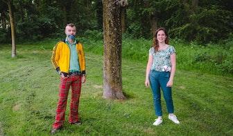 Pepijn Zwanenberg en Julia Kleinrensink willen lijsttrekker van GroenLinks in Utrecht worden