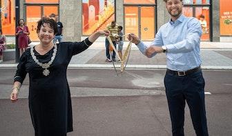 Eerste Fietsburgemeester van Utrecht is Jelle Bakker