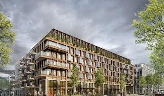 Leidsche Rijn Centrum krijgt complex met 150 huurwoningen voor 55-plussers