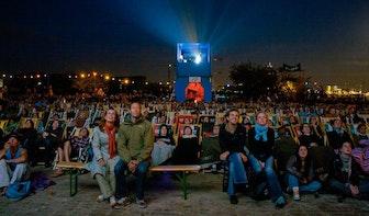 Pluk de Nacht in Utrecht gaat door: films in de openlucht bij de Vrijhaven