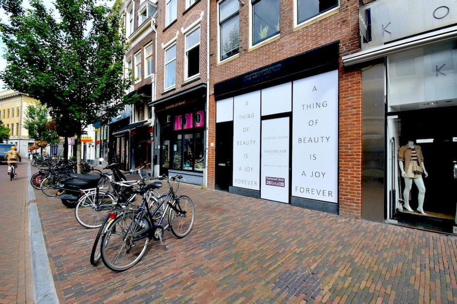Kunsthandelaar Ilse Daatselaar verhuist galerie naar Utrechtse Oudkerkhof