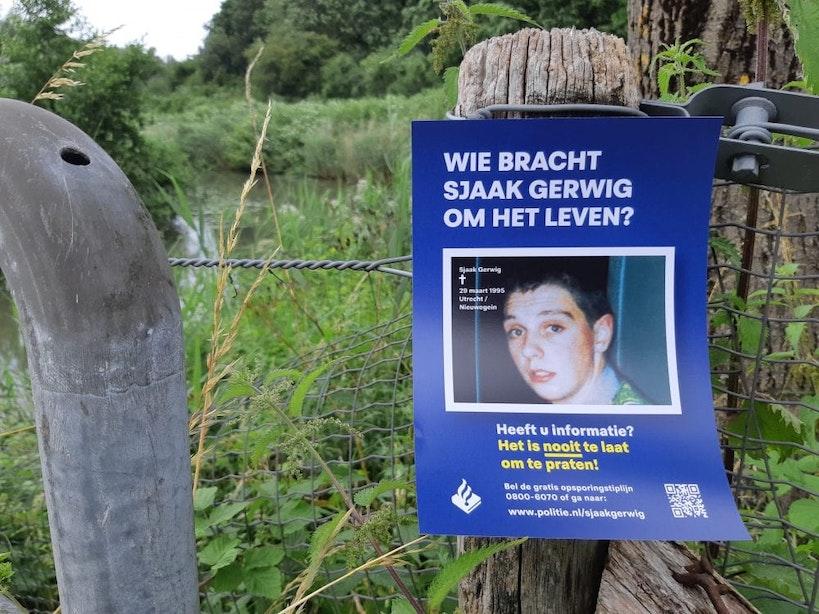 Politie heeft personen in beeld die mogelijk meer weten over de dood van Sjaak Gerwig