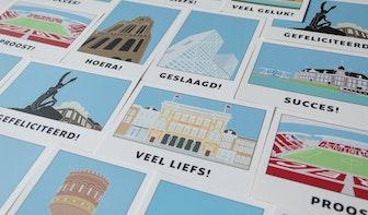 Echt Utrecht ontwerpt Limited Edition wenskaarten voor de DUIC-lezer