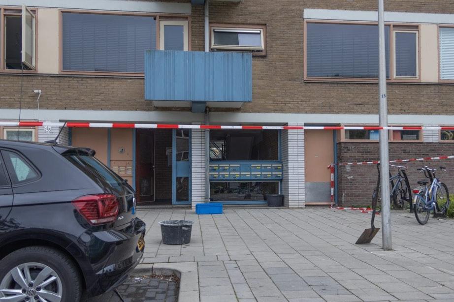 Meerdere huizen beschadigd na explosie aan Alexander de Grotelaan in Utrecht