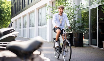 Utrecht volgens Fietsburgemeester Jelle Bakker: 'We kunnen trots zijn op onze fietscultuur en -infrastructuur'