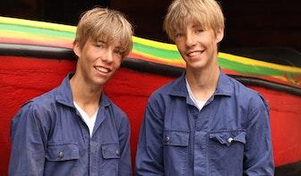 Utrechtse tweelingbroers zijn de sterren van De Kameleon