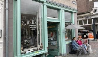 Nieuwe koffiebar met vintage salon geopend aan de Oudegracht: Cafca