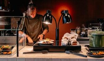 Nieuw Utrechts restaurant LEFT serveert overgebleven producten van onderbuurman Albert Heijn