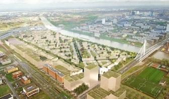 Plannen Papendorp liggen klaar: 'Levendig en groen stadscentrum' met 3500 woningen
