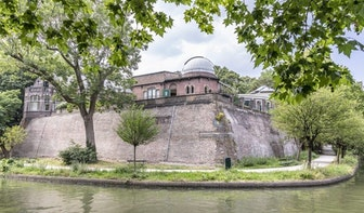 Restauratie bastion Sonnenborgh in Utrecht gaat laatste fase in