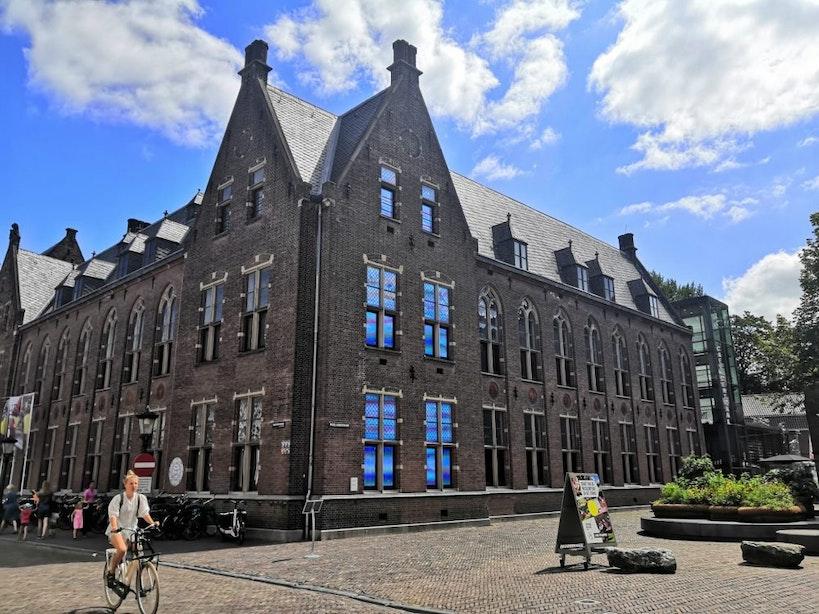 Honderd jaar oude gebouwvleugel van Utrechts Centraal Museum wordt verbouwd