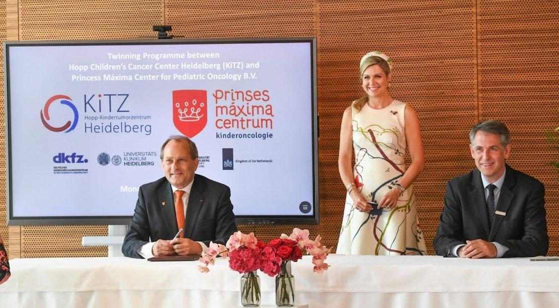 Prinses Máxima Centrum in Utrecht gaat samenwerken met Duits kinderoncologiecentrum