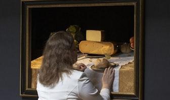 Bij deze tentoonstelling van het Centraal Museum mogen de kunstwerken juist aangeraakt worden