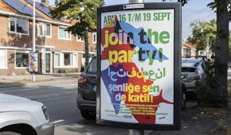 Onhandige taalfouten op de posters van ARK Utrecht zorgen voor ophef op sociale media