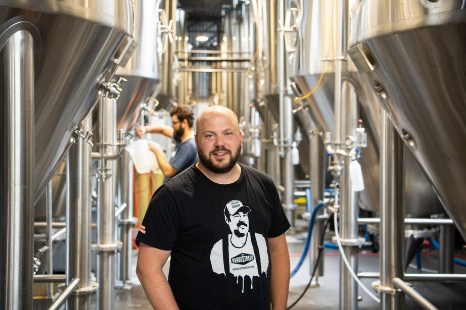 Utrecht volgens bierbrouwer Ronald van de Streek: 'Een mini-Lowlands, maar dan met iets meer bier'