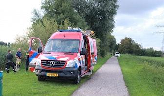 Politie en brandweer kammen Strijkviertelplas uit na vondst kleding en fiets