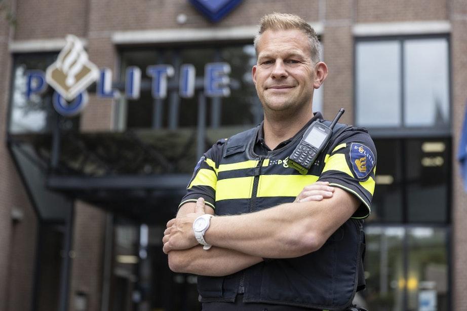 Utrecht volgens politieagent Emile Vermeulen: 'Vriendelijk als het kan, maar streng als het moet'
